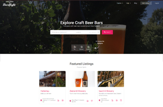 Beerflight | Find craft beer in New Zealand
